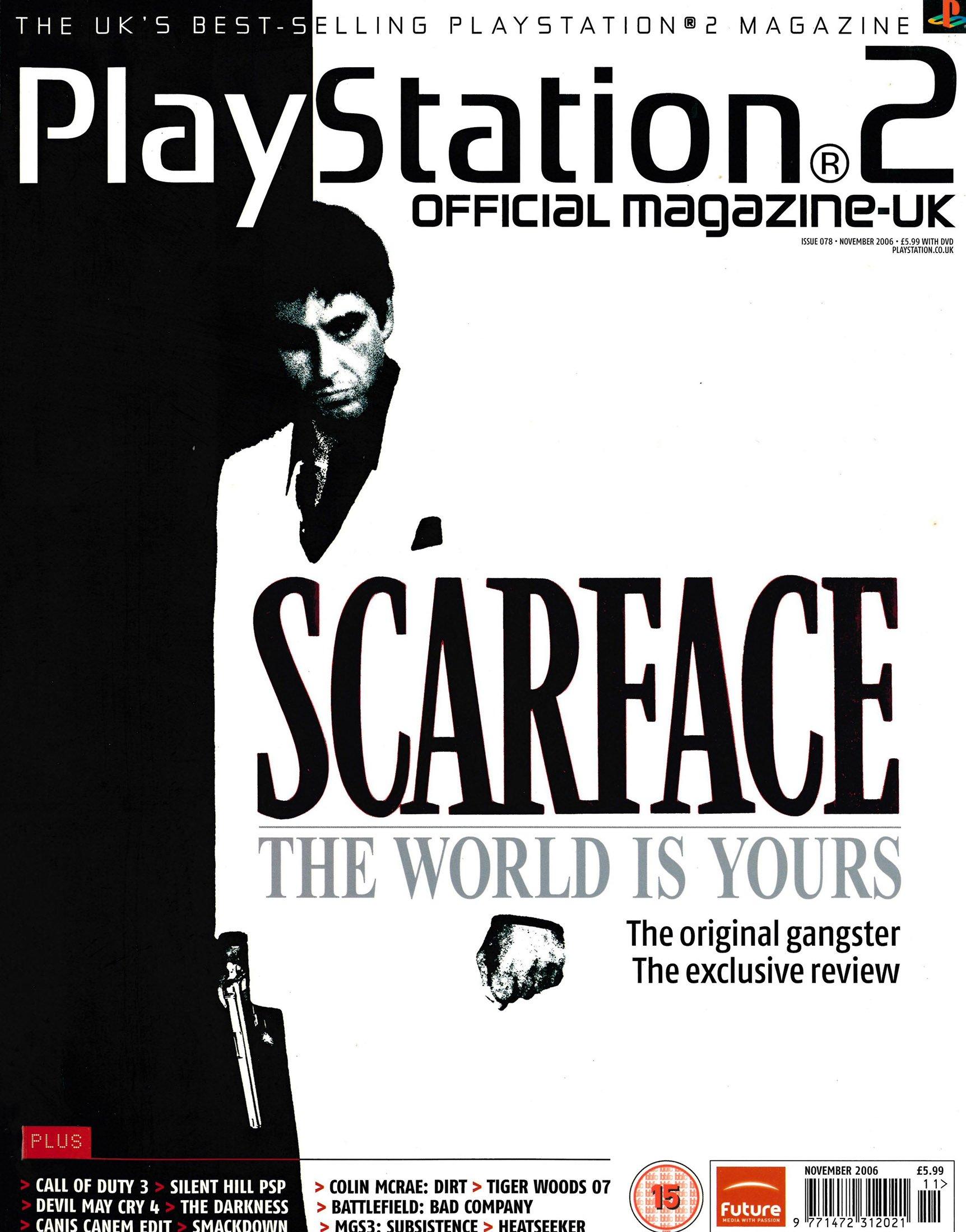 Official Playstation 2 Magazine UK 078 (November 2006)