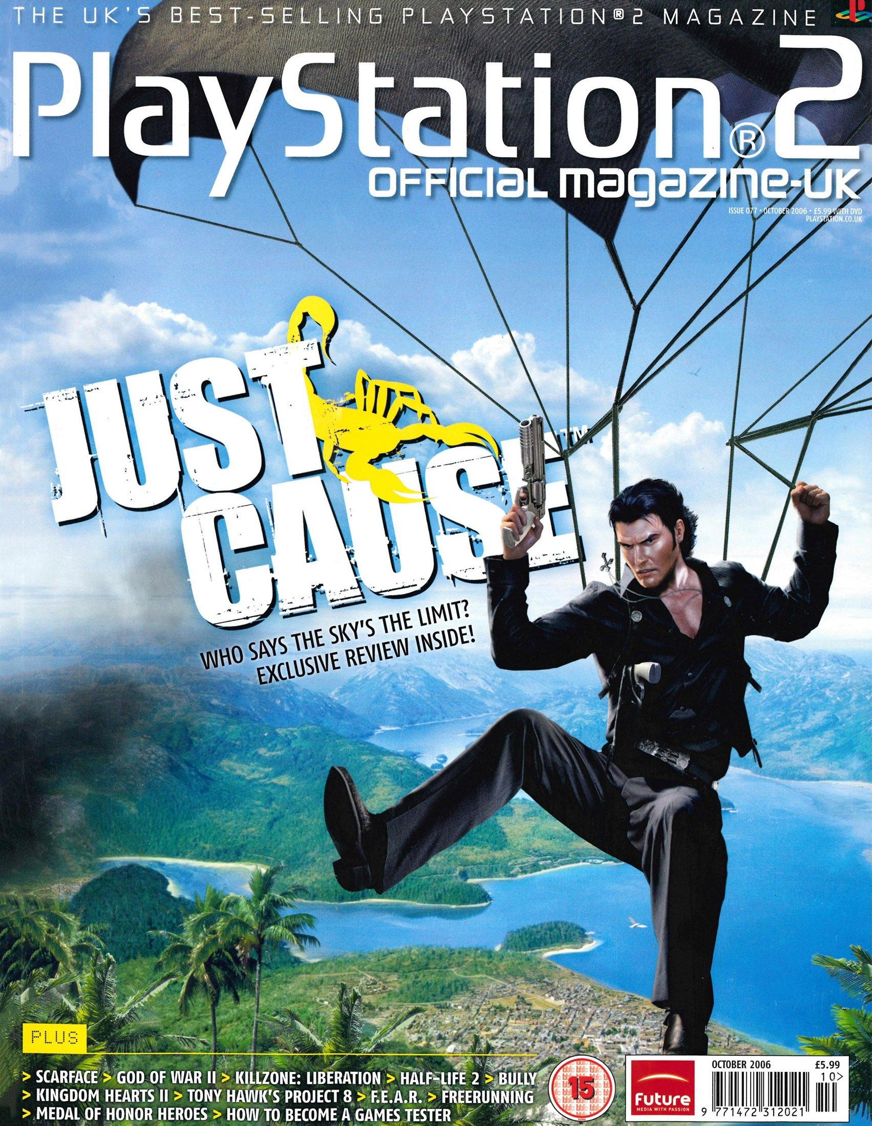 Official Playstation 2 Magazine UK 077 (October 2006)