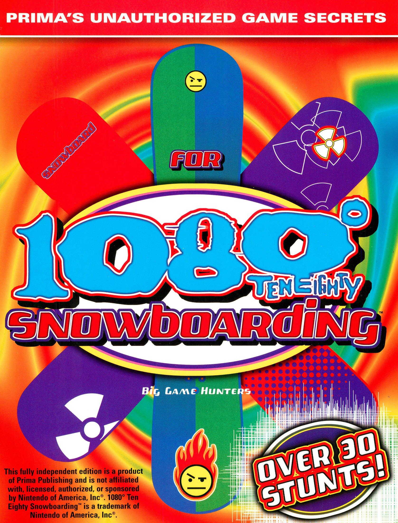 1080 Degree Snowboarding - Prima's Unauthorized Game Secrets