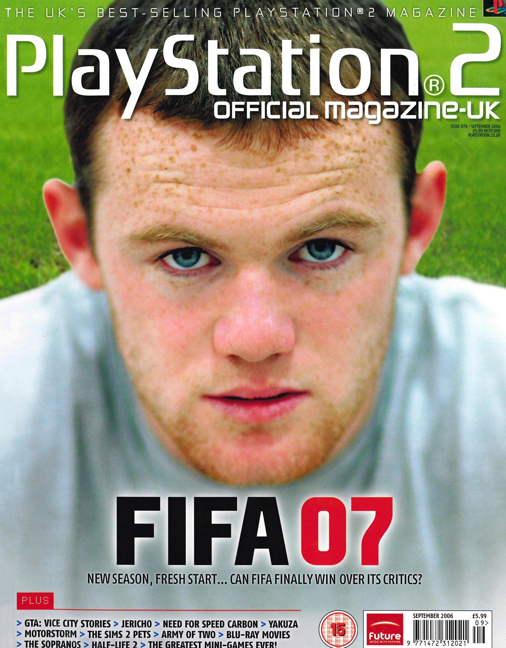 Official Playstation 2 Magazine UK 076 (September 2006)