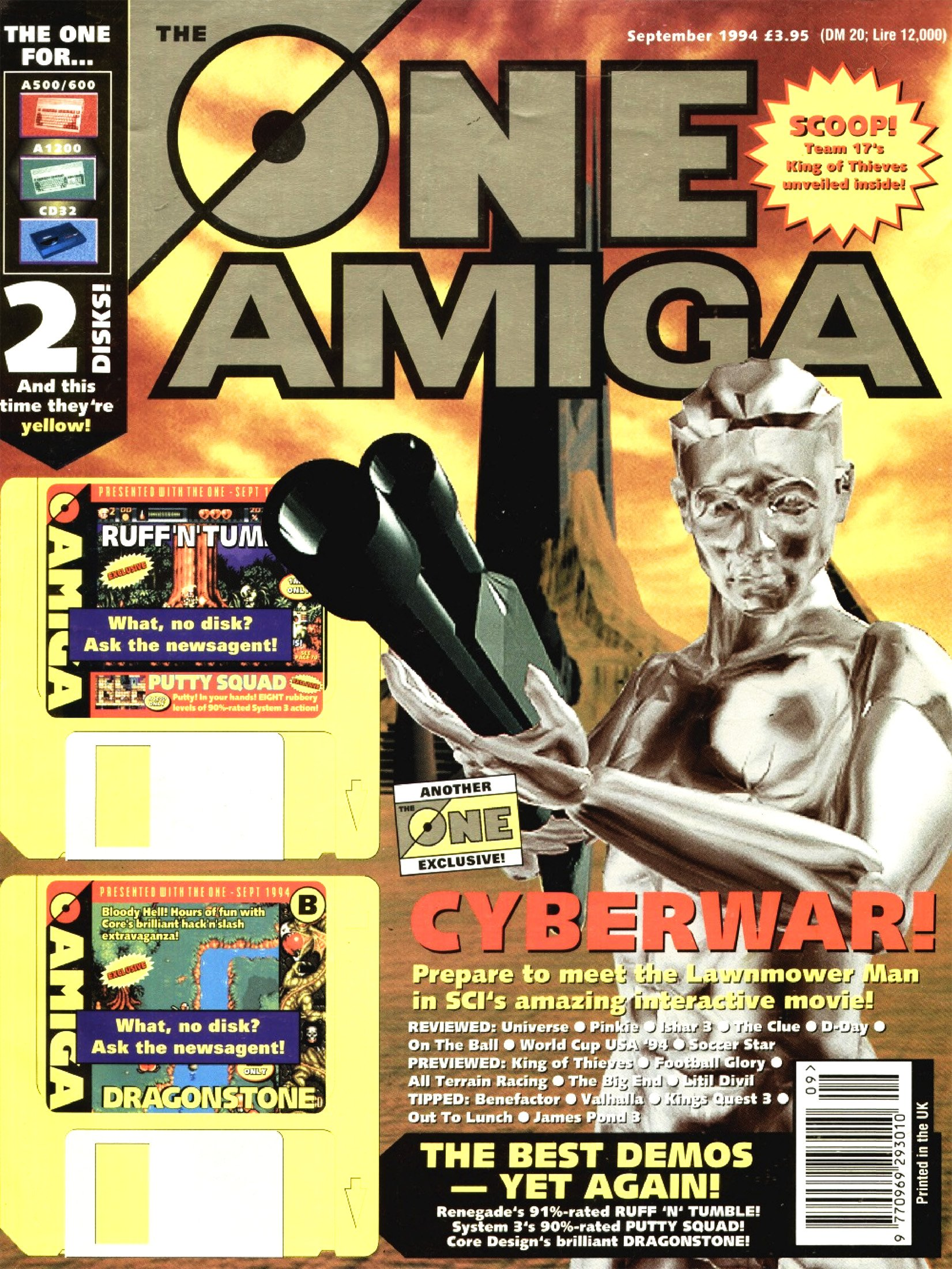 The One 072 (September 1994)