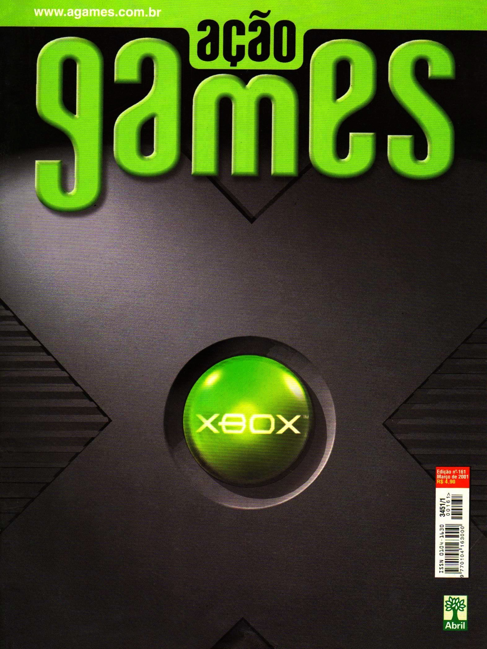 Acao Games Issue 161 (March 2001)