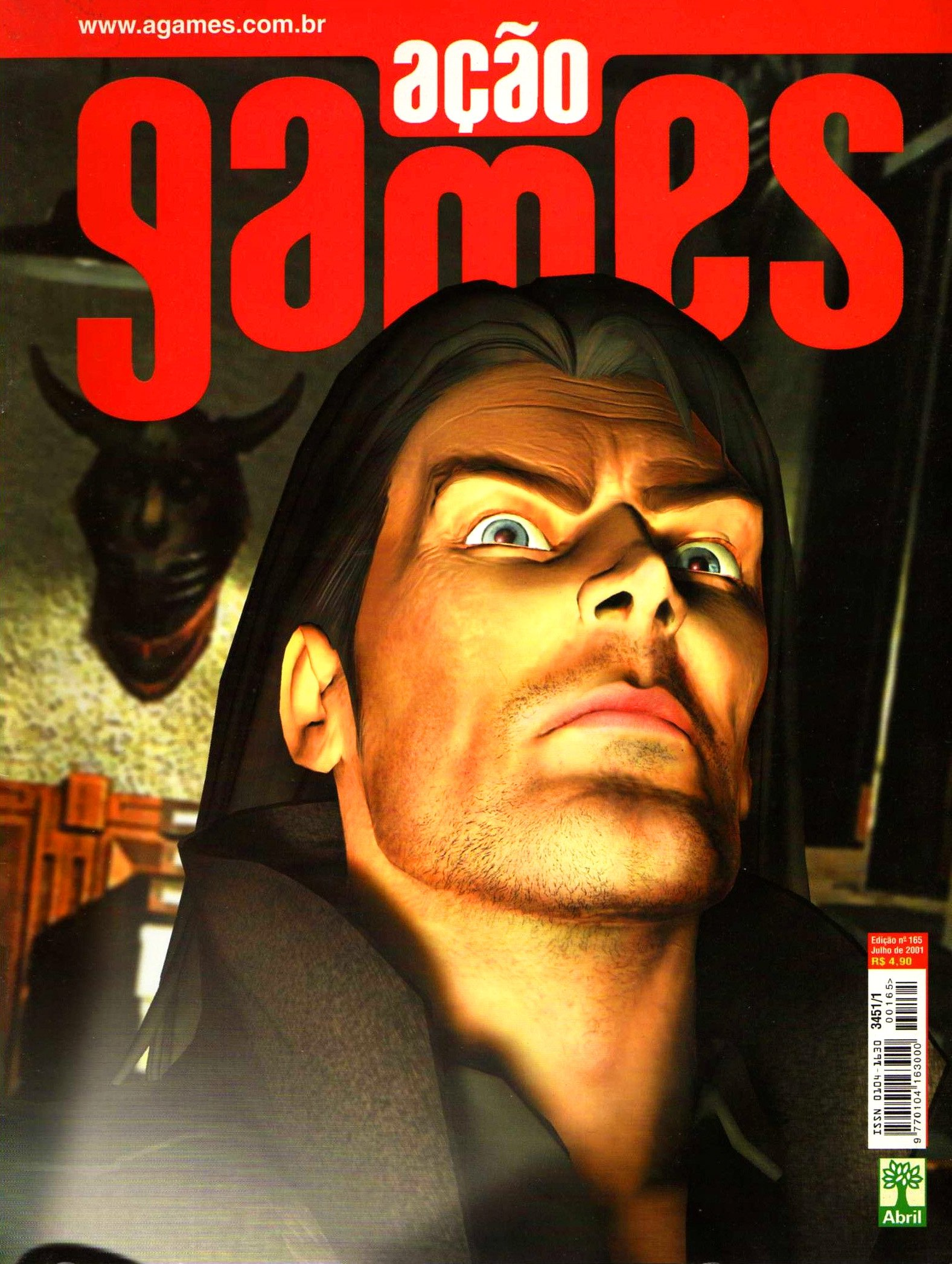 Acao Games Issue 165 (July 2001)