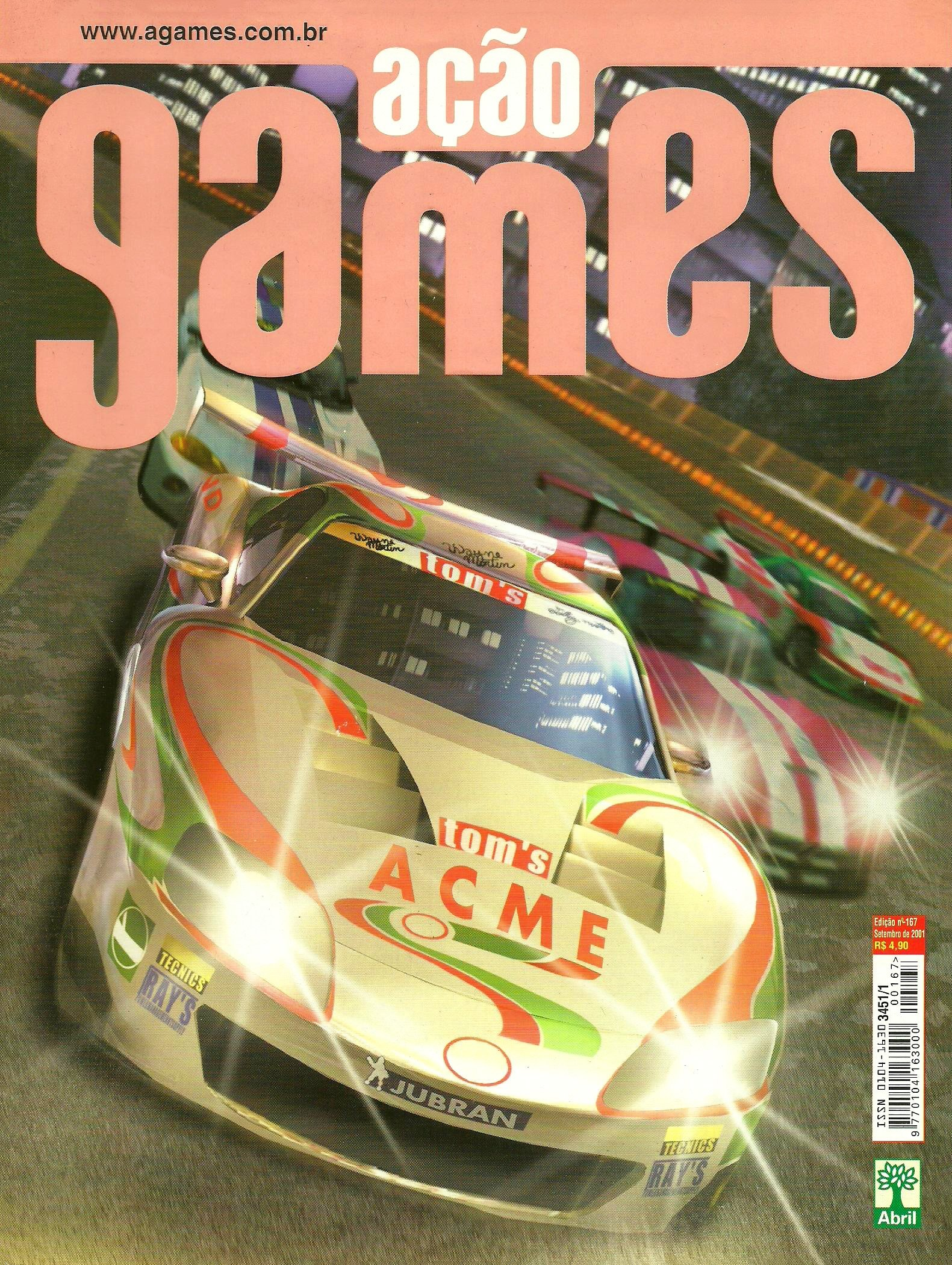 Acao Games Issue 167 (September 2001)