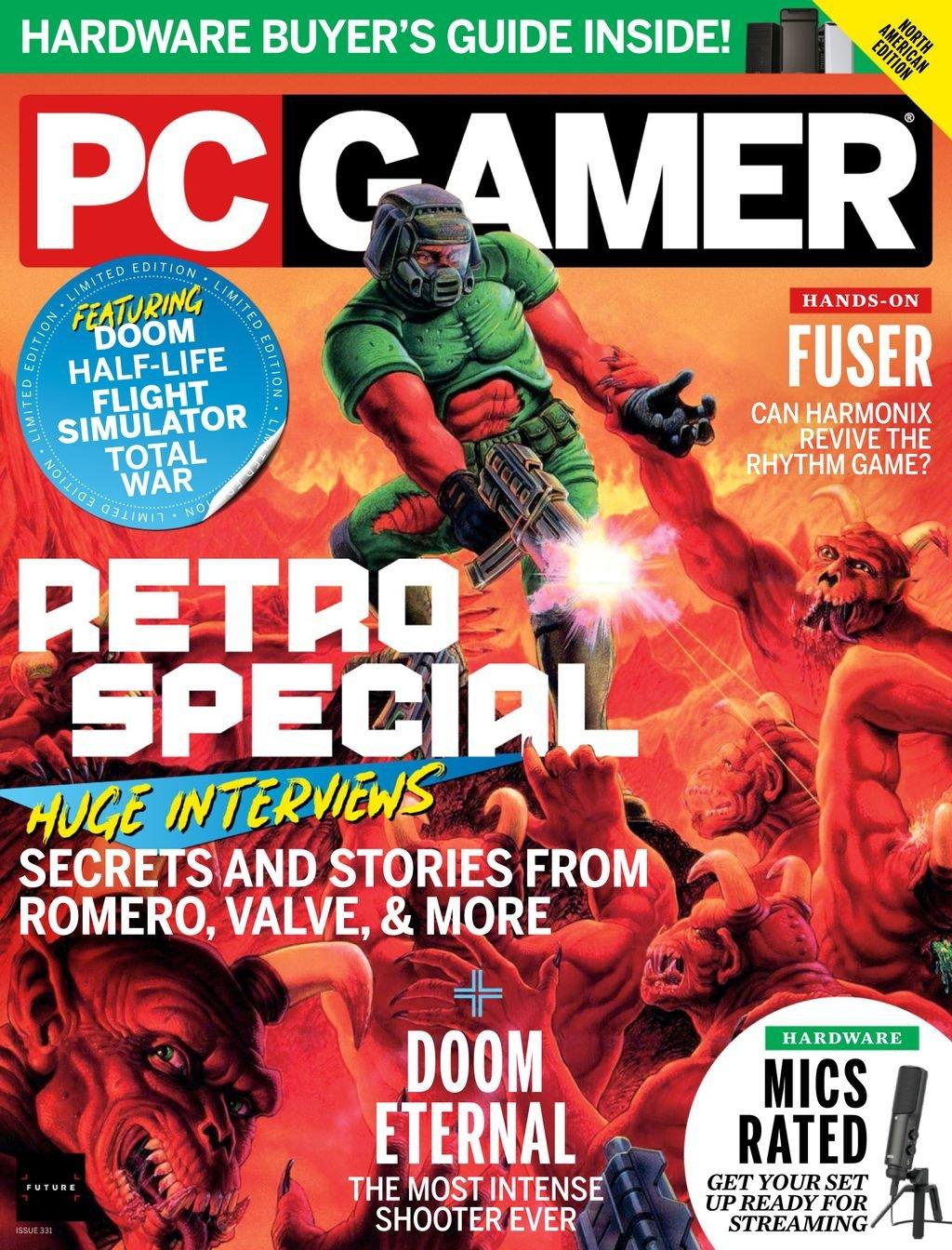 PC Gamer Issue 331 (June 2020)