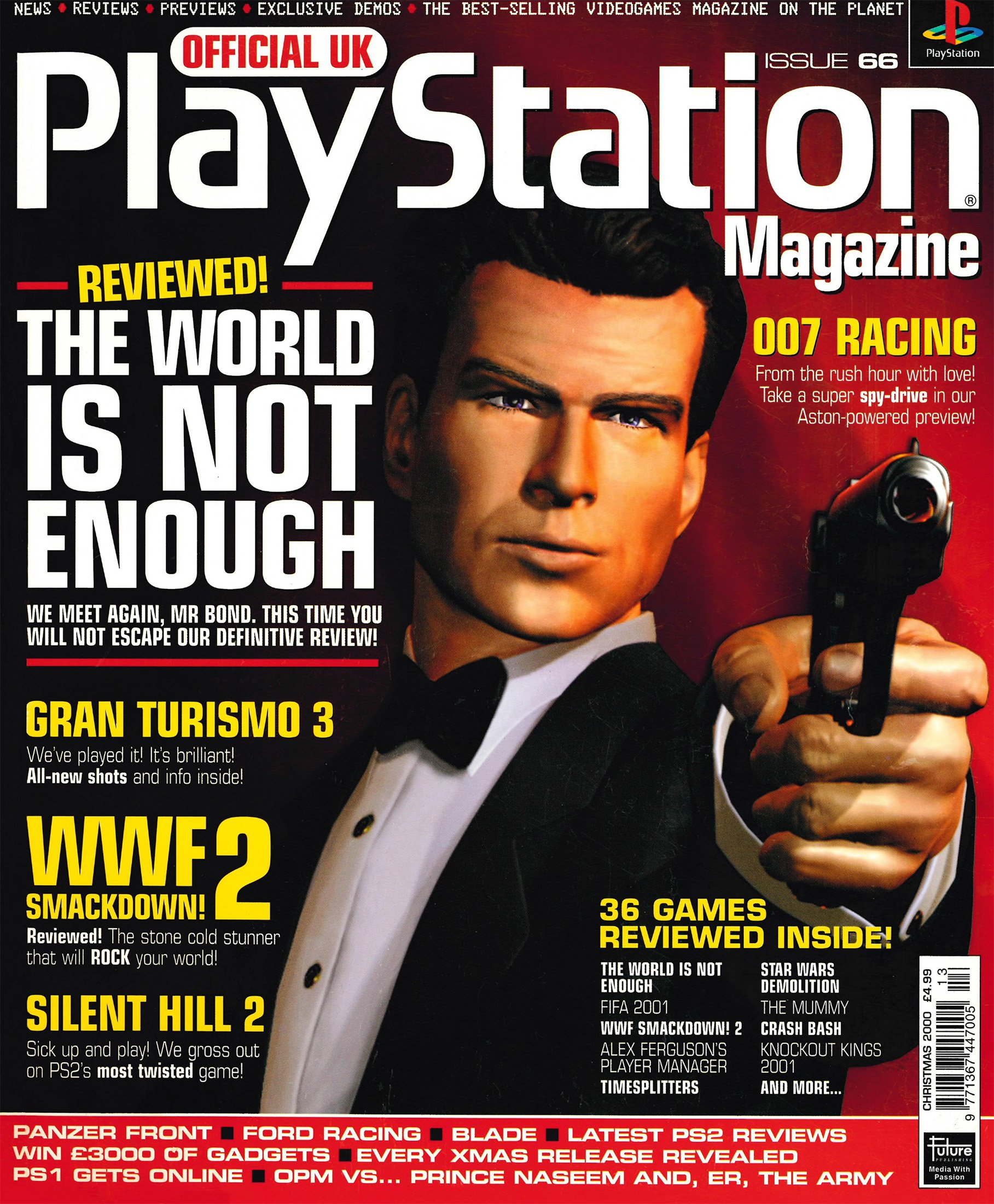 Official UK PlayStation Magazine Issue 066 (Xmas 2000)