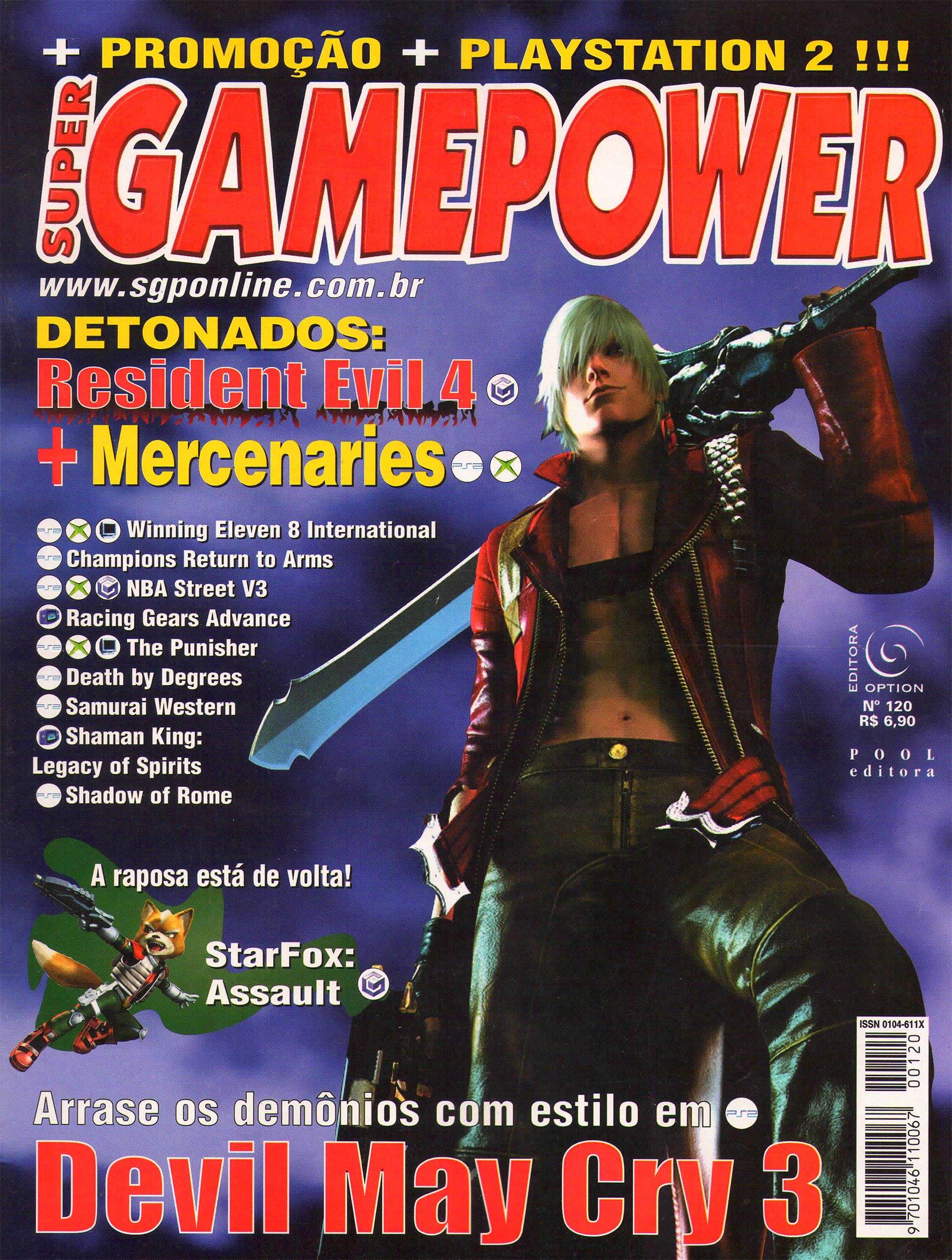 SuperGamePower Issue 120 (2004)