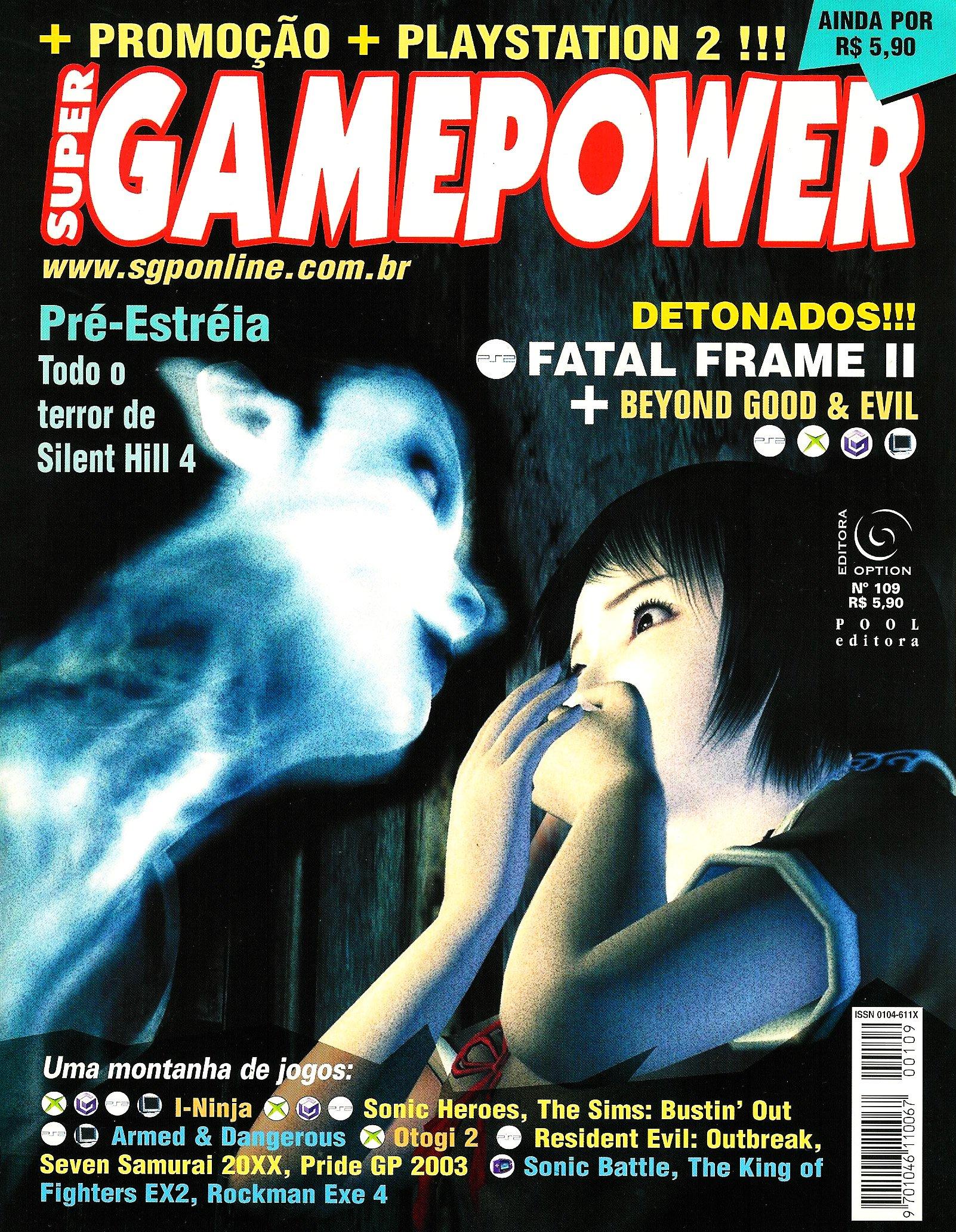 SuperGamePower Issue 109 (2003)