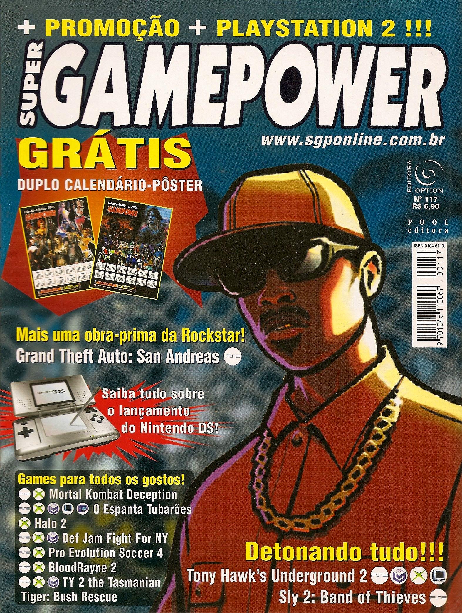 SuperGamePower Issue 117 (2004)