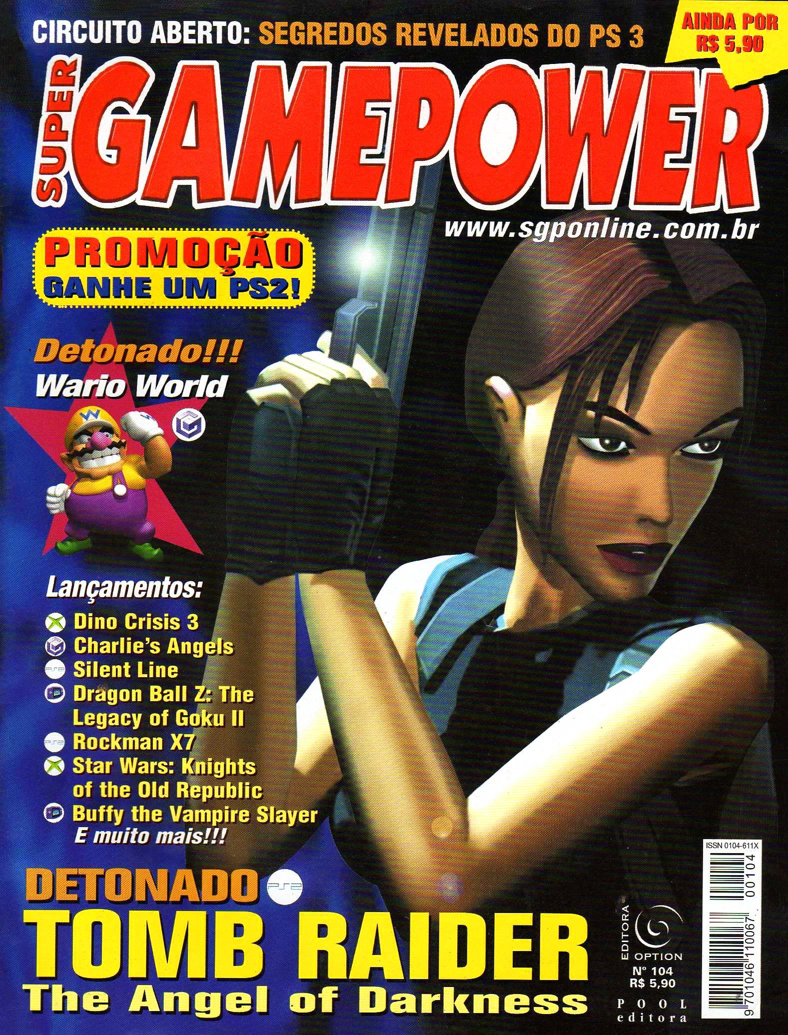 SuperGamePower Issue 104 (2003)