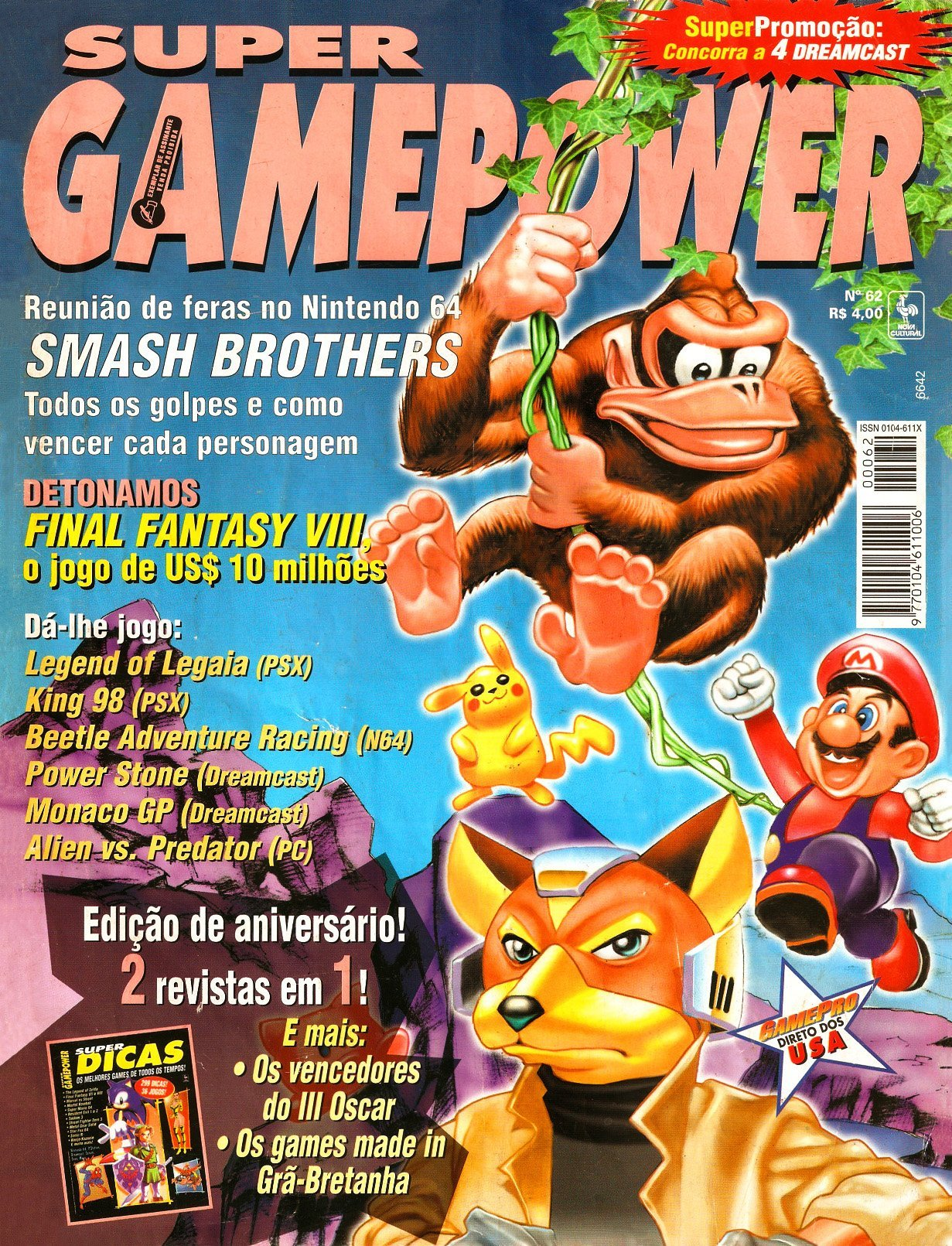 SuperGamePower Issue 062 (May 1999)