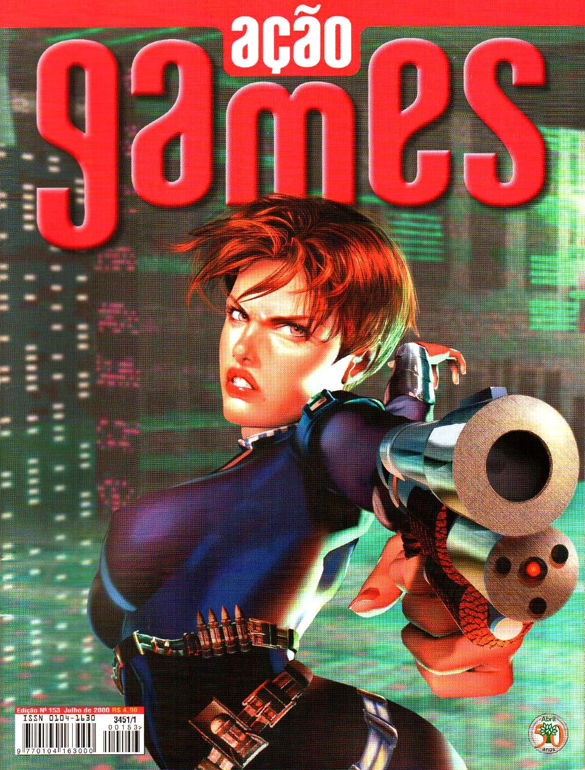 Acao Games Issue 153 (July 2000)