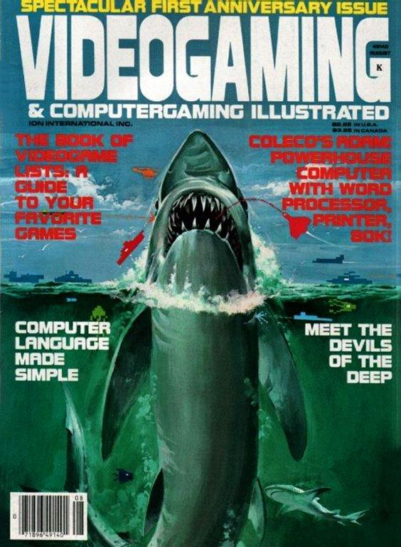 Videogaming Illustrated Issue 08 (August 1983)