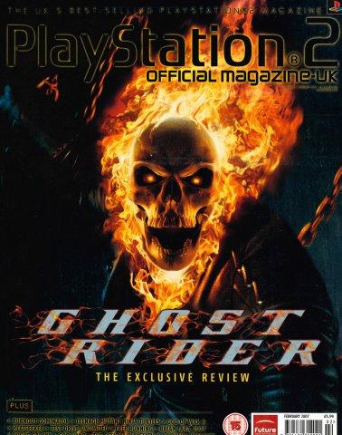 Official Playstation 2 Magazine UK 082 (February 2007)