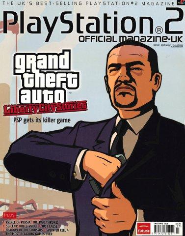 Official Playstation 2 Magazine UK 067 (Christmas 2005)