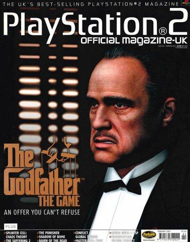 Official Playstation 2 Magazine UK 056 (February 2005)