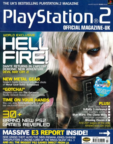 Official Playstation 2 Magazine UK 022 (July 2002)