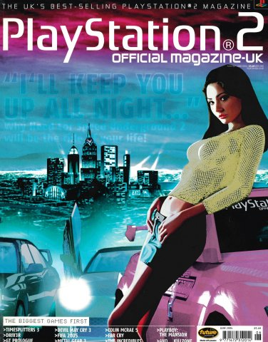 Official Playstation 2 Magazine UK 047 (June 2004)