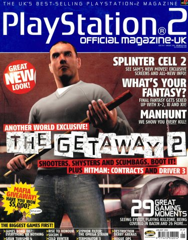 Official Playstation 2 Magazine UK 042 (January 2004)