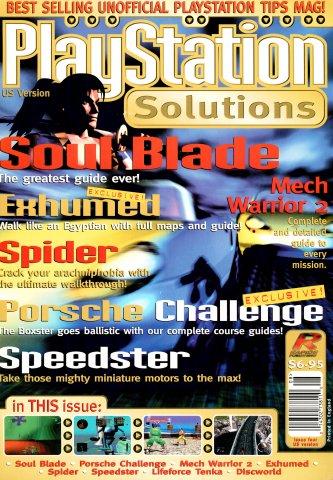 PlayStation Solutions (US Version)