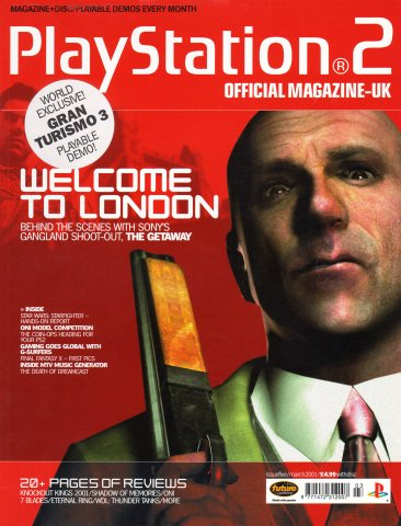 Official Playstation 2 Magazine UK 005 (March 2001)