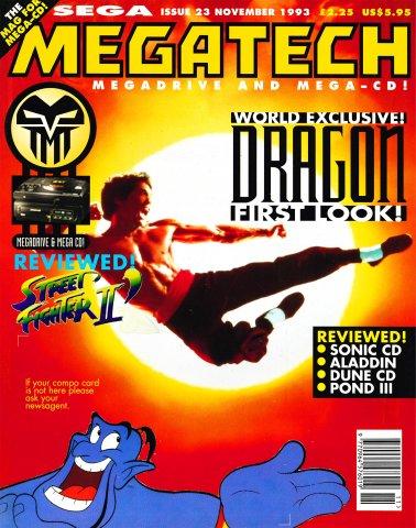 MegaTech 23 (November 1993)