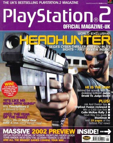 Official Playstation 2 Magazine UK 016 (January 2002)