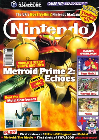 Nintendo Official Magazine 141 (June 2004)