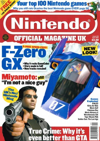 Nintendo Official Magazine 132 (September 2003)