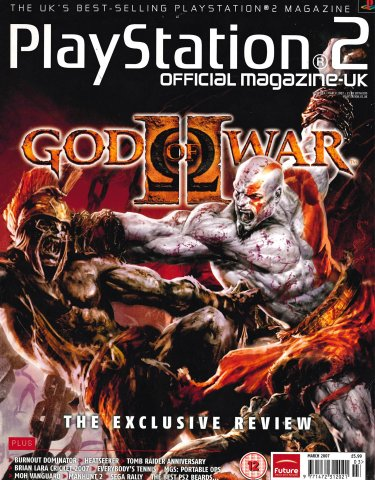 Official Playstation 2 Magazine UK 083 (March 2007)