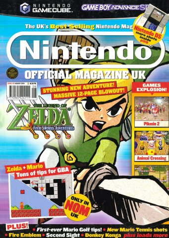 Nintendo Official Magazine 143 (August 2004)