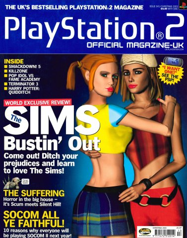 Official Playstation 2 Magazine UK 041 (Christmas 2003)