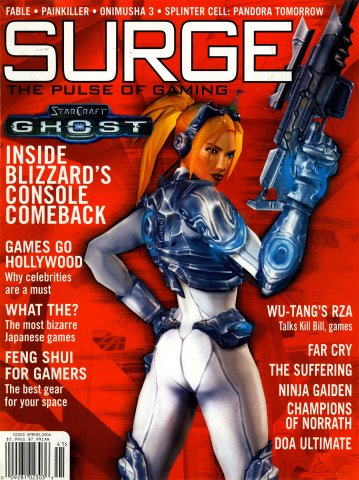 Surge Issue 02 (Spring 2004)
