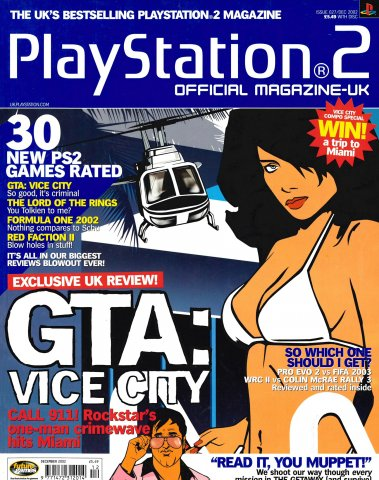 Official Playstation 2 Magazine UK 027 (December 2002)