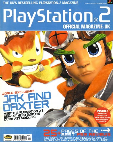 Official Playstation 2 Magazine UK 015 (Christmas 2001)