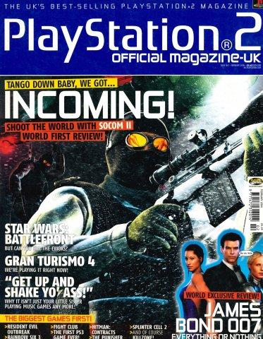Official Playstation 2 Magazine UK 043 (February 2004)