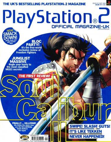 Official Playstation 2 Magazine UK 037 (September 2003)