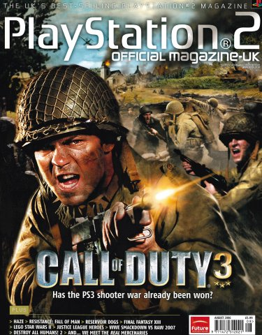 Official Playstation 2 Magazine UK 075 (August 2006)