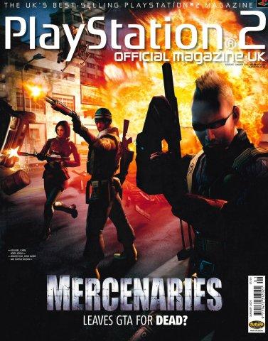 Official Playstation 2 Magazine UK 055 (January 2005)