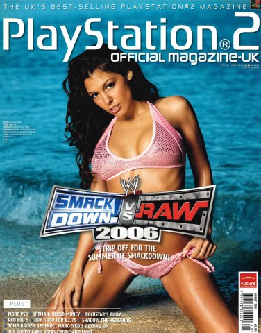 Official Playstation 2 Magazine UK 062 (August 2005)
