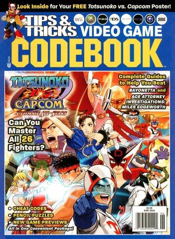 Tips & Tricks Video Game Codebook Volume 17 Issue 4 (June 2010)