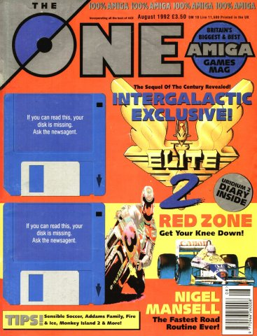 The One 047 (August 1992)