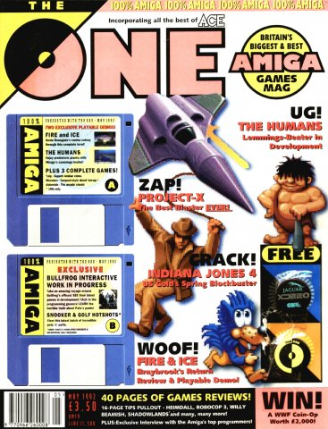 The One 044 (May 1992)