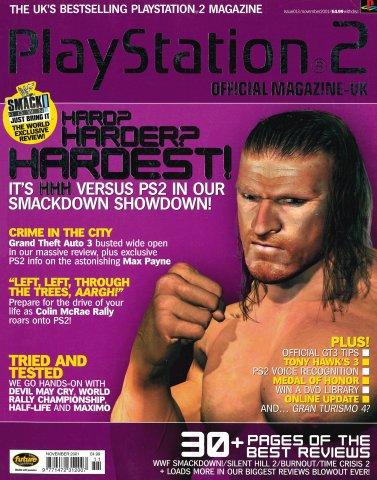Official Playstation 2 Magazine UK 013 (November 2001)