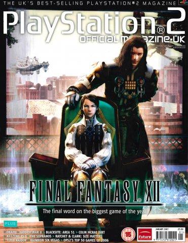 Official Playstation 2 Magazine UK 081 (January 2007)