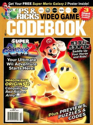 Tips & Tricks Video Game Codebook Volume 17 Issue 7 (October 2010)