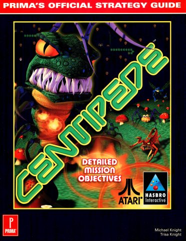Centipede - Prima's Official Strategy Guide