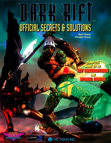 Dark Rift - Official Secrets & Solutions