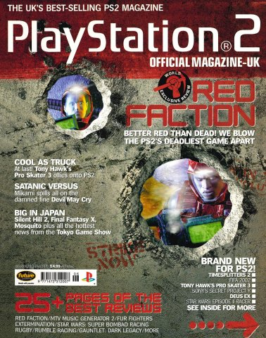 Official Playstation 2 Magazine UK 008 (June 2001)