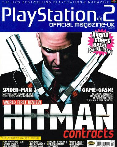 Official Playstation 2 Magazine UK 046 (May 2004)